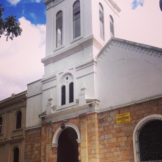 Church in Usaquen