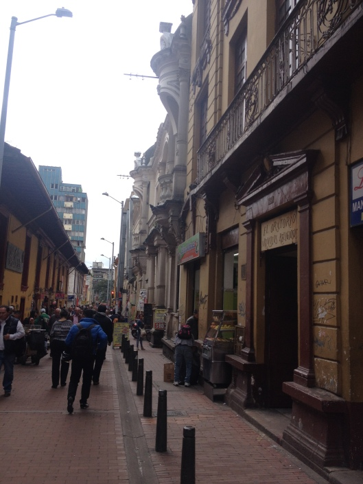 streets of candelaria