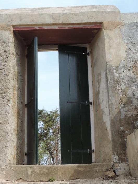 Doorway to ancient times