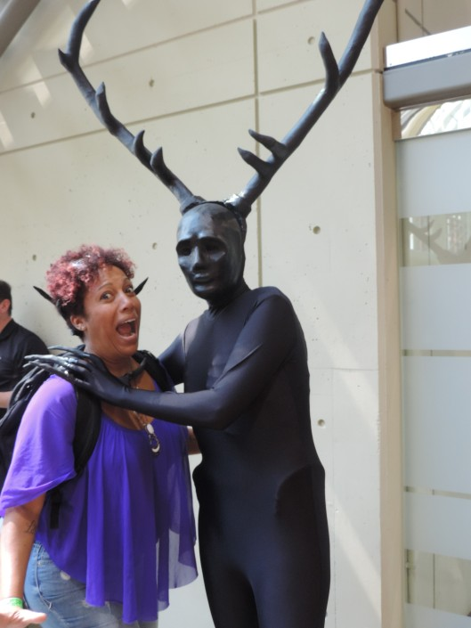 The freaks come out to plat Fan Expo Canada