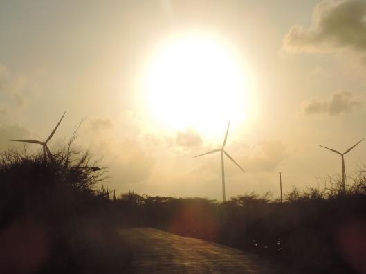 Sunrise at Playa Canoa, Curaçao