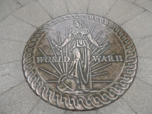 World War II Momerial
