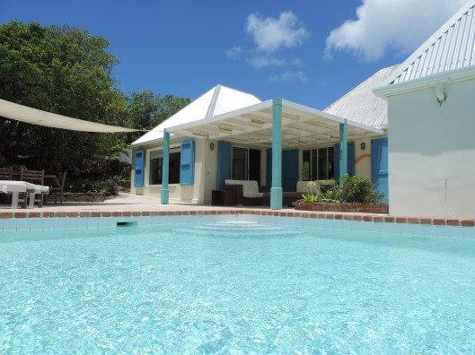 Villa Blue Rock St Barth