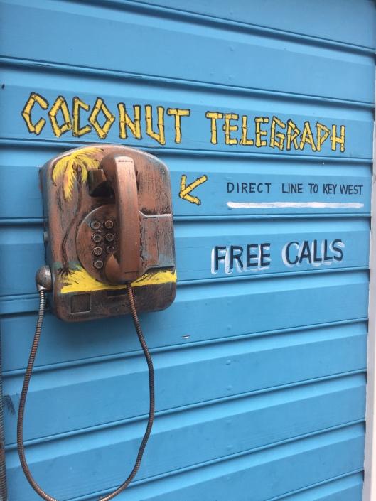 Coconut Telegraph in St. Barth