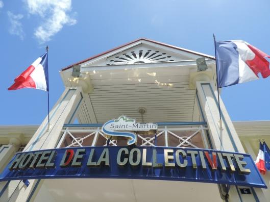 Hotel de la Collectivite St. Martin