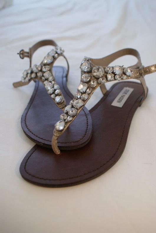 """My """"Glass"""" slippers"""