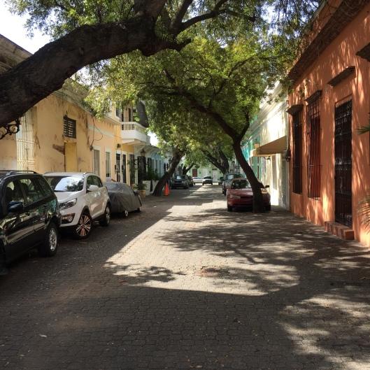 Our quaint street