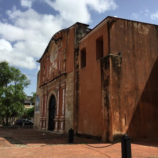 Convento de los Dominicos, a church from the 1500's