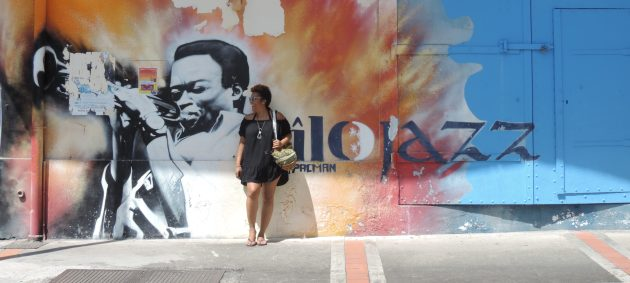 Chasing Murals: Guadeloupe