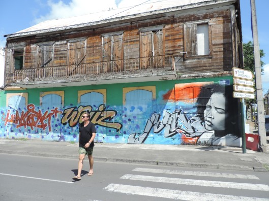 Urban exploration in Guadeloupe