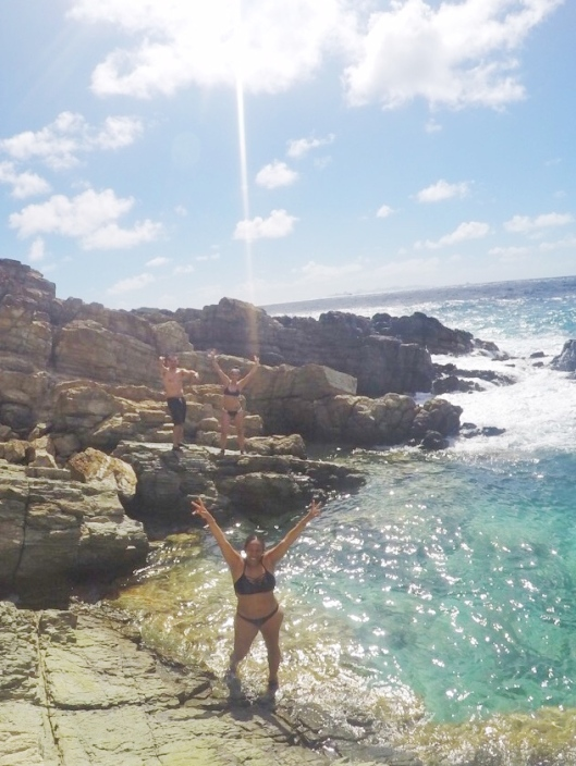 St. Maarten's Natural Pool Hike