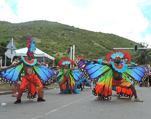 SXM Carnival 2017